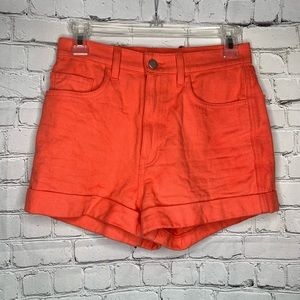 [American Apparel] Orange Shorts